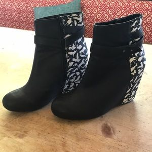 80%20 vegan leather wedge boots